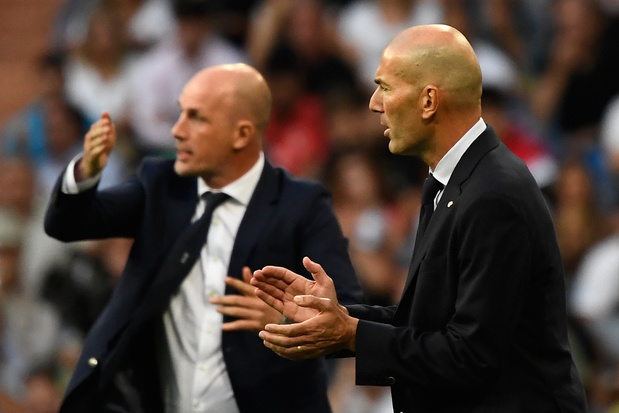 """Clément savoure ce match """"historique"""" face au Real, Zidane peste: """"Nous avons pris deux buts risibles"""" (vidéos)"""