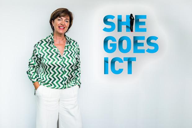 Liesbeth Debruyn (Elmos): 'Trouver les profils ad hoc, c'est et cela reste le principal défi'