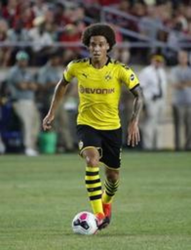 Dortmund, avec Hazard et Witsel, bat Liverpool 3-2, Dries Mertens vainqueur avec Naples