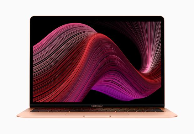 Apple annonce l'iPad Pro avec LiDAR et un nouveau MacBook Air