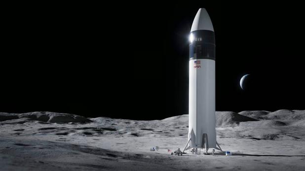Blue Origin proteste contre le choix de SpaceX par la NASA