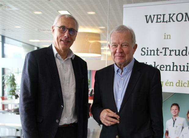 Bernard Himpens voorzitter Sint-Trudo