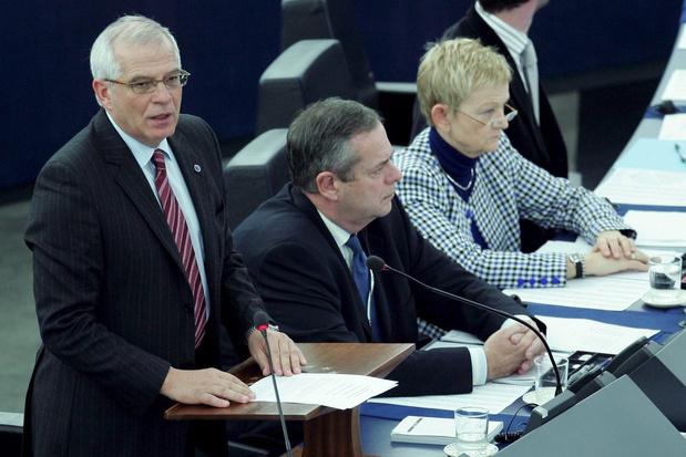 Europese buitenlandministers verwerpen Turkse inmenging in Libië