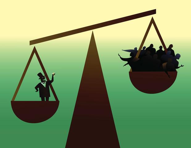 Répartition mondiale de la richesse : le fossé entre riches et pauvres se creuse (+ infographie)