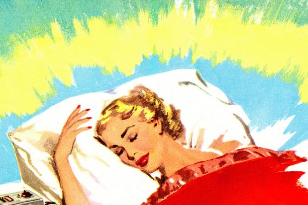 'Dag van de Slaap zou eigenlijk Dag van de Dingen Waar we Wakker van Liggen moeten heten'