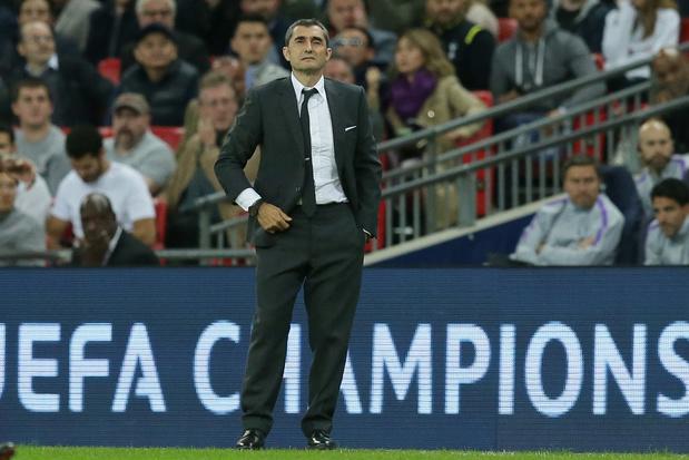 Ernesto Valverde onder druk bij Barcelona: 'Wij kunnen niet elke week voetballes geven'