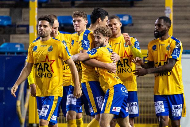 Waasland-Beveren bat Ostende et signe sa première victoire à domicile en 2020