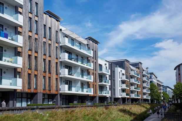 Waar staan de duurste en goedkoopste appartementen?