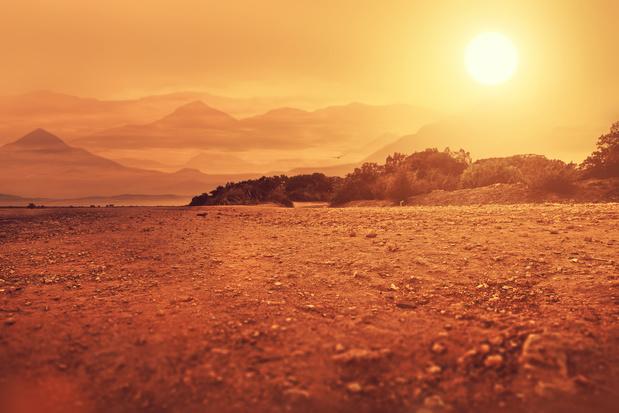 Europese zomers zijn in tweeduizend jaar nooit zo droog geweest
