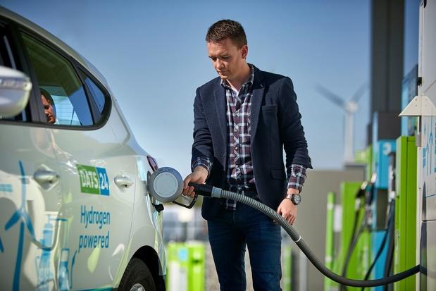 Waterstof de brandstof van de toekomst?