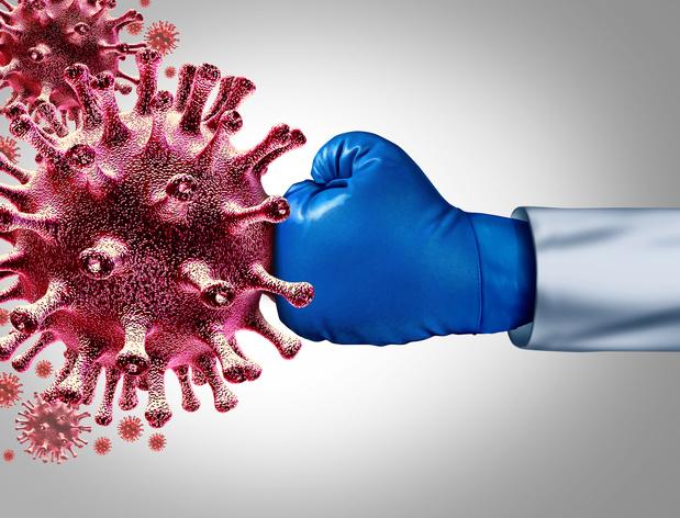 Même des malades faiblement atteints pourraient être immunisés