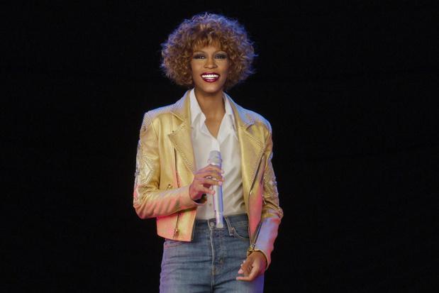 'Een mindfuck': gemengde reacties na optreden van Whitney Houstons hologram