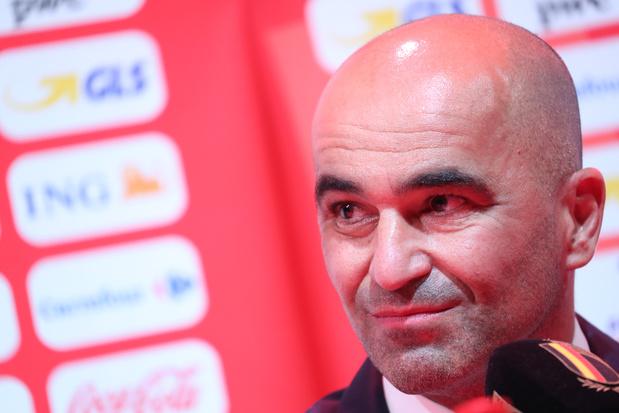 """Roberto Martinez: """"La retraite de Kompany offre une opportunité à d'autres de prendre ce rôle de leader"""""""