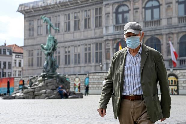 Coronanieuws: wijzigingen op komst aan Antwerpse maatregelen