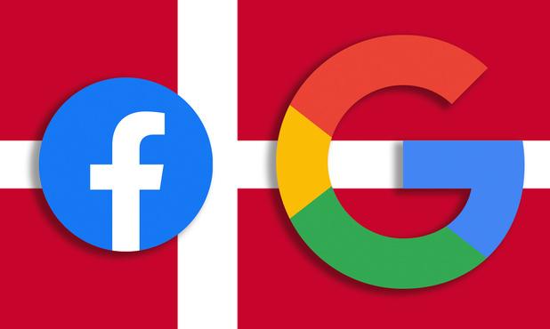 Deense media trekken samen op tegen Google en Facebook