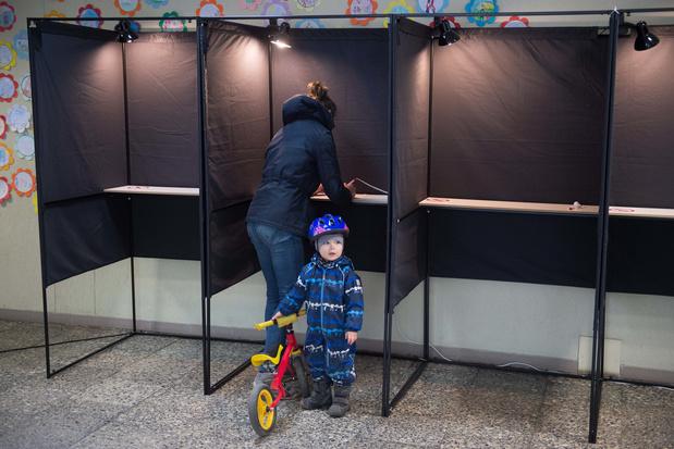 Conservatieve oppositie wint eerste ronde van parlementsverkiezingen in Litouwen