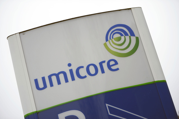 Umicore investeert in nieuwe technologie voor waterstofauto's