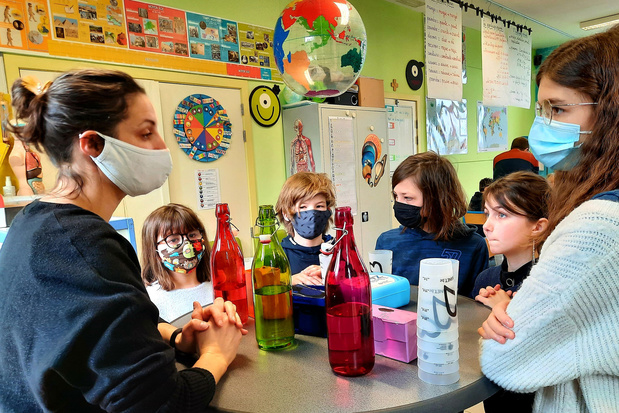 'Dit is niet redelijk': wat met de mondmaskerverplichting in de lagere school?