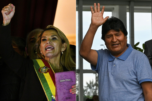 Exit Evo Morales in Bolivia: coup of geen coup, dat is de vraag