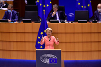 30% des 750 milliards d'euros du plan de relance européen seront levés via des obligations vertes