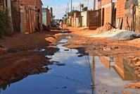 Au Brésil, le coronavirus met en lumière les problèmes d'eau