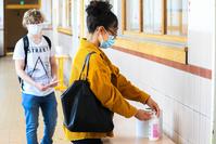 Coronavirus à l'école : 36 cas pour 100.000 élèves