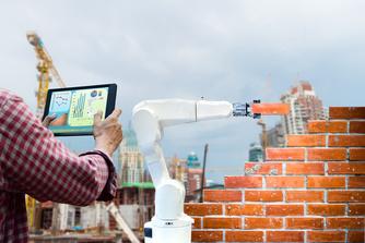 Hoe artificiële intelligentie de bouwsector de komende jaren zal transformeren