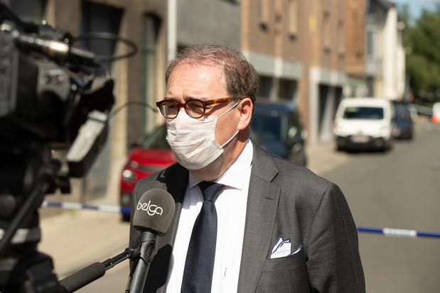 Burgemeester van Aalst Christoph D'Haese wil Brusselse coronapatiënten weigeren