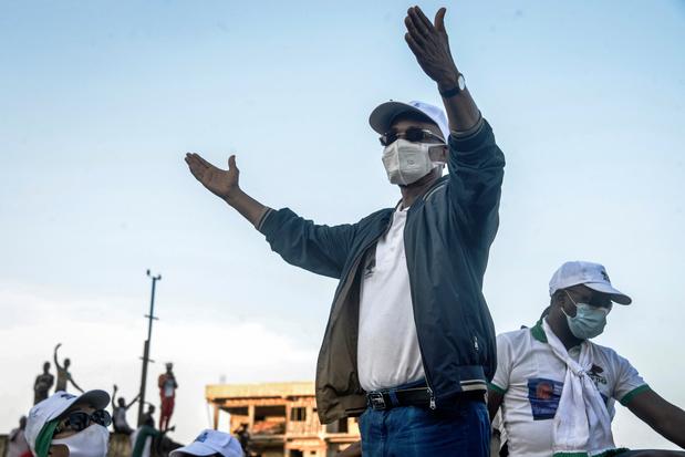 Cellou Dalein Diallo eist overwinning presidentsverkiezingen Guinee op, nog geen officiële resultaten