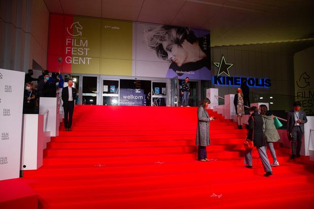 Film Fest Gent sluit af in dankbaarheid: 'Cultuur kan veilig, ook in deze omstandigheden'
