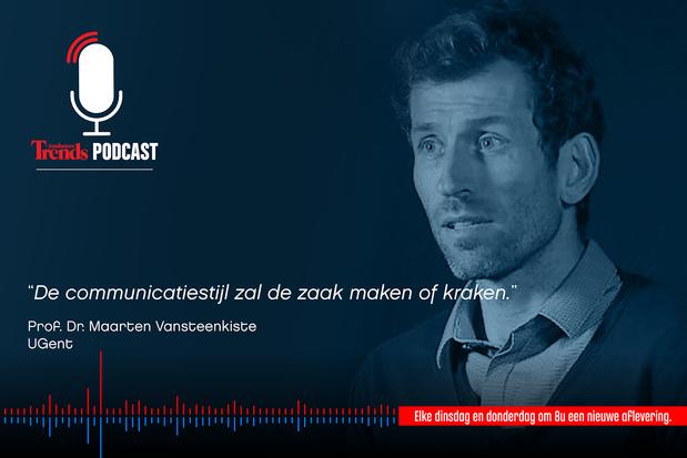 Trends Podcast: hoe motivatie en communicatie onze exitstrategie kunnen maken of kraken