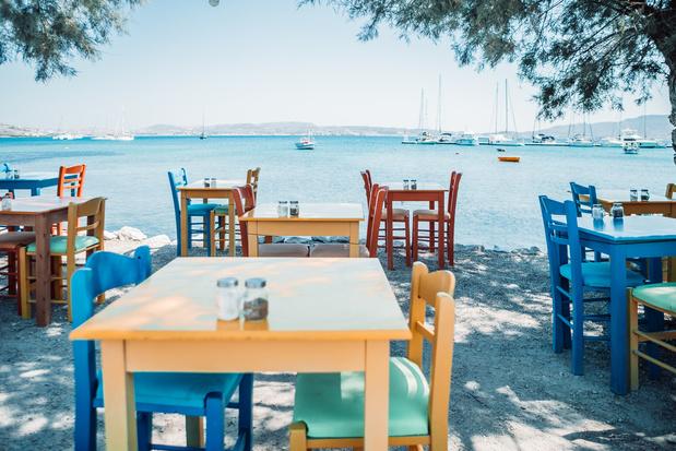 Griekenland laat reizen vanaf vasteland naar eilanden opnieuw toe