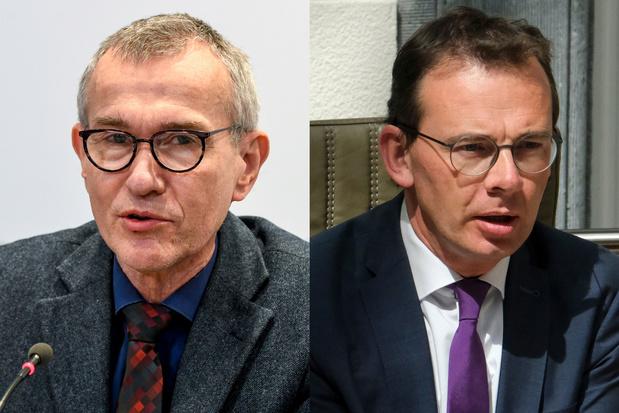Hoe Frank Vandenbroucke de vaccinbelofte van Wouter Beke op de helling zette