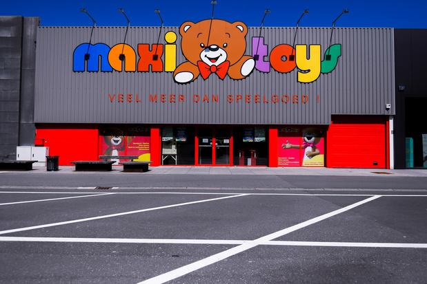 Ruim 100 banen sneuvelen door faillissement Maxi Toys-speelgoedwinkels