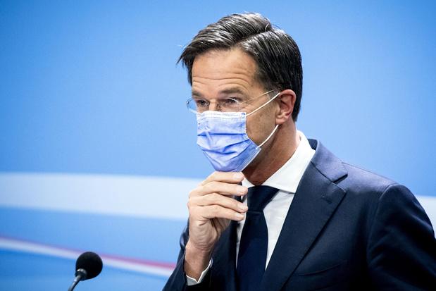 Nederland gaat minstens vijf weken op slot