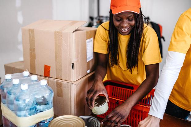 Gezocht: vrijwilligers voor voedselbedeling