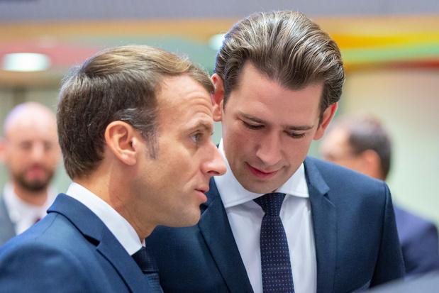 Europese minitop vergadert over antwoord op nieuwe terreurgolf