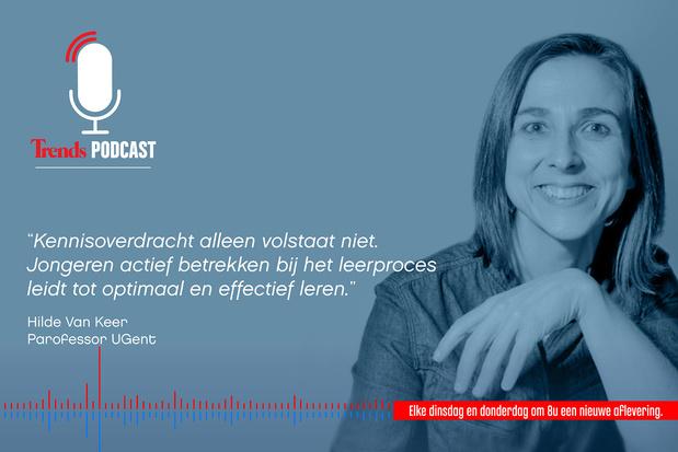 Trends Podcast met Hilde Van Keer (UGent) over het grootste experiment aller tijden met afstandsonderwijs