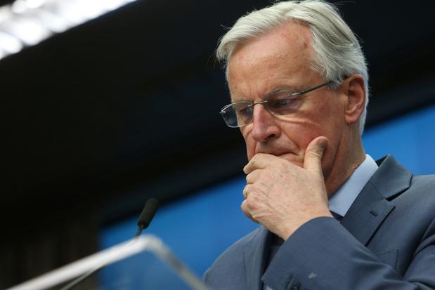 EU-hoofdonderhandelaar Michel Barnier: 'Nog steeds fundamentele verschillen over vrijhandelsakkoord'