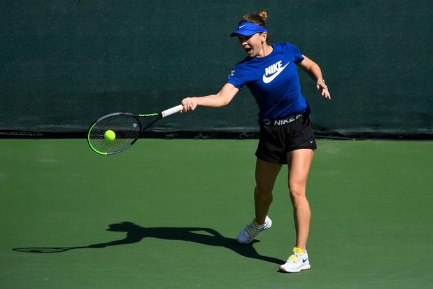 Simona Halep zegt af voor US Open