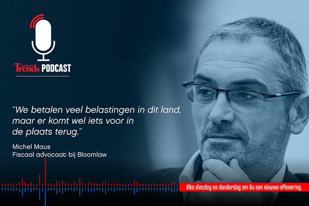 Trends Podcast: fiscaliteit in crisistijd