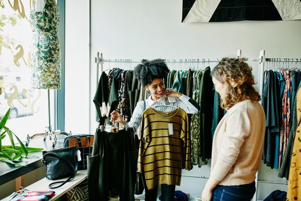 Thomas More onderzoekt: wat vinden we belangrijk wanneer we kleding kopen?