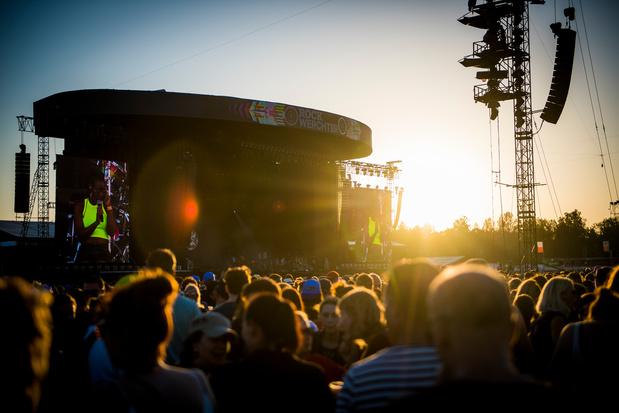 Tickets voor Graspop en Werchter blijven geldig in 2021 of 2022