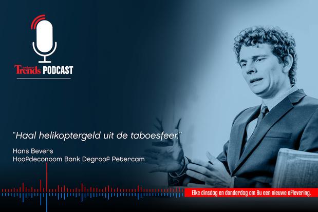 Trends Podcast: 'Haal helikoptergeld uit de taboesfeer'