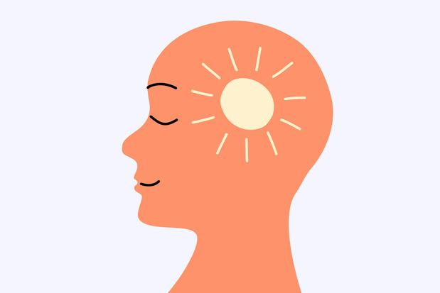 Mensen met 'androgyne hersenen' hebben minder mentale problemen