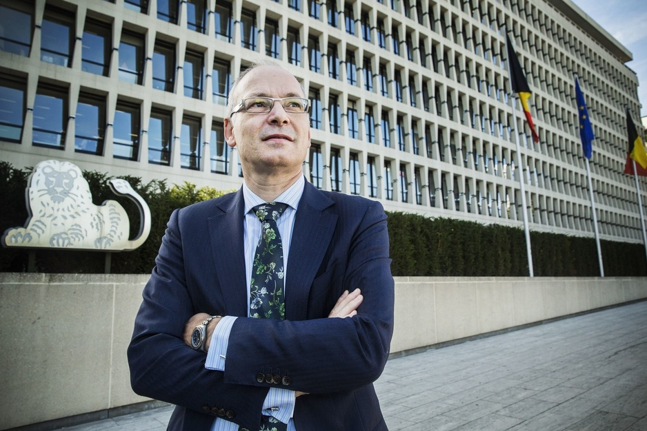 Peter Vanden Houte (ING België): 'De bitcoin is de moderne versie van het goud' (video)