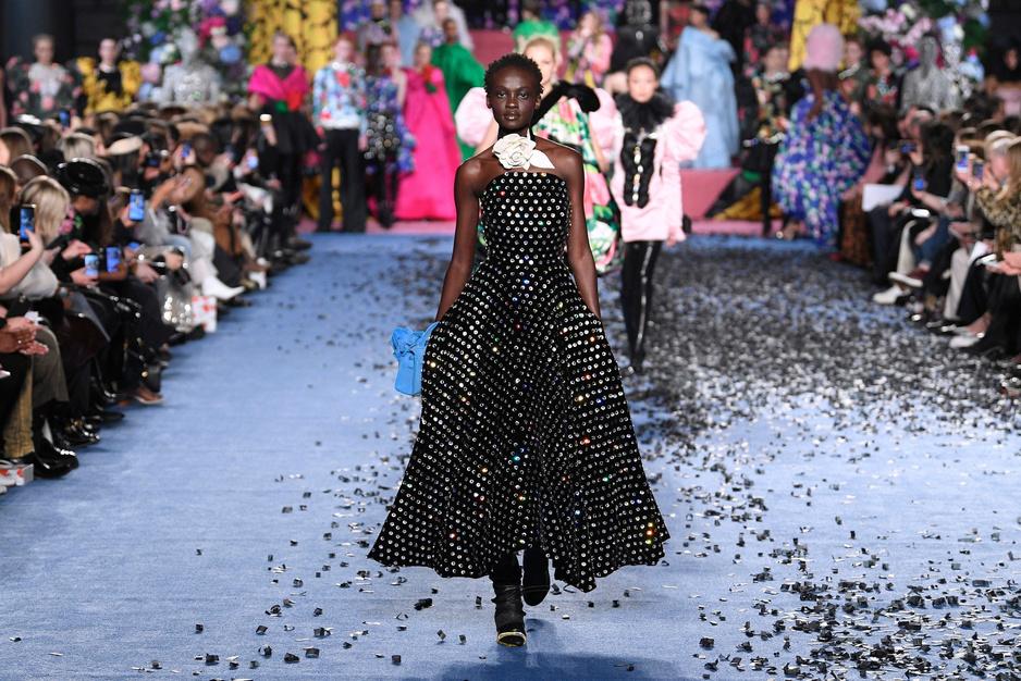 London Fashion Week in beeld: de beste en meest extravagante looks