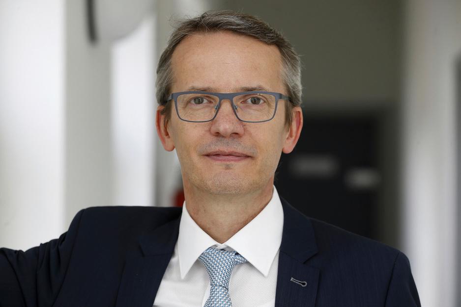Luc Sels (rector KU Leuven): 'Wij voelen de achteruitgang van de geletterdheid en gecijferdheid van onze jeugd'