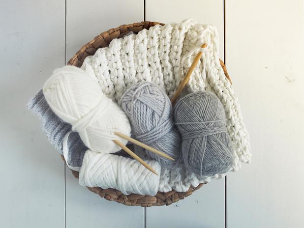Les bases du tricot : bien choisir son matériel