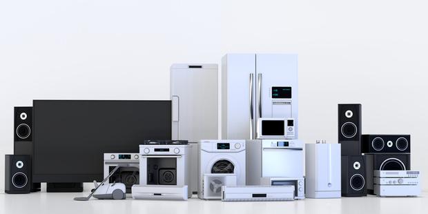 Europa telt meeste elektronisch afval per inwoner